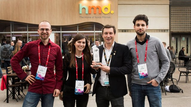 AndroidPIT mwc awards 2017 NOKIA