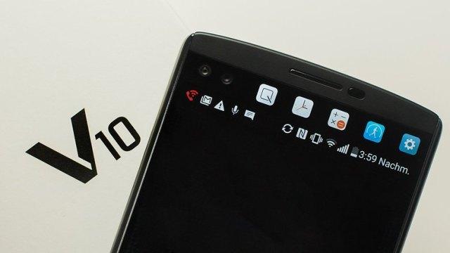 ANDROIDPIT LG V10 HERO