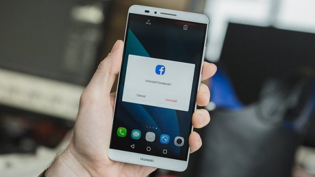 AndroidPIT Facebook app uninstall