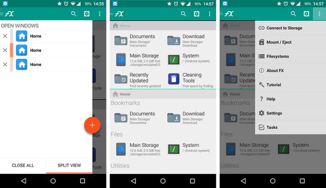 file explorer androidpit france meilleurs gestionnaires fichiers android