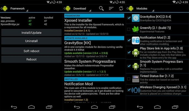 meilleures applications android root xposed images 00