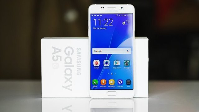 AndroidPIT Samsung Galaxy A5 2016 w782
