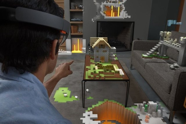 hololens mixed reality