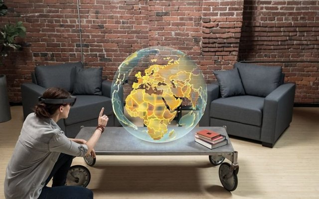 hololens visual