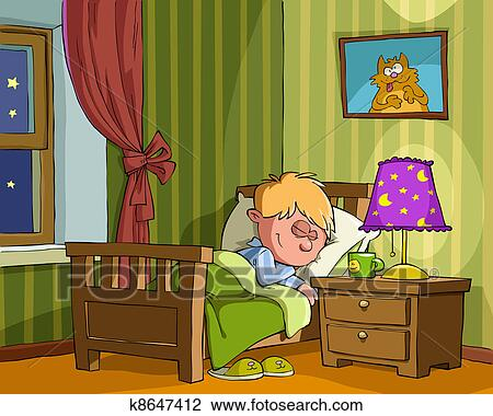 Clipart Childrens Bedroom Fotosearch Search Clip Art Ilration Murals Drawings And