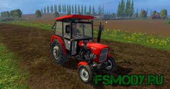 Мод «Ursus C-330 Naglak» для Farming Simulator 2015