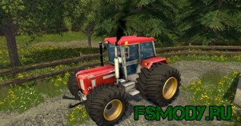 Мод «Schluter 1500 TVL» для Farming Simulator 2015