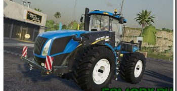 New Holland T9 Series v 1.0