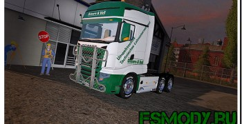 Scania-R700-Easter-Voss-1
