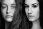 Untouched Beauty: Models Photographed Without Photoshop