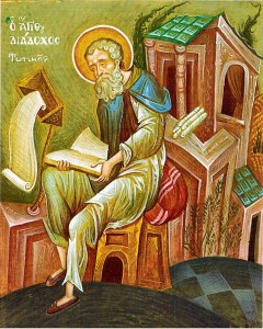 Dreams may reflect the soul, or may be given by demons – St Diadochos