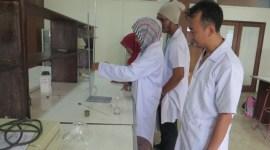 Aktifitas di Laboratorium