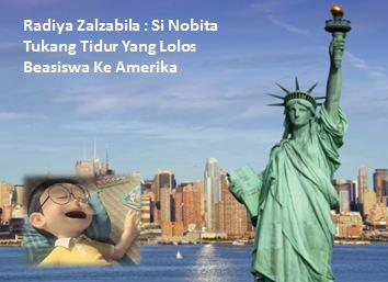 Inilah Kenapa Nobita SEperti Radiya Zalzabila