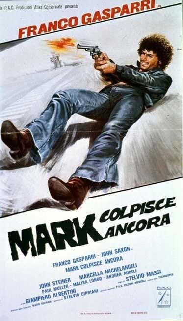 Risultati immagini per Mark colpisce ancora