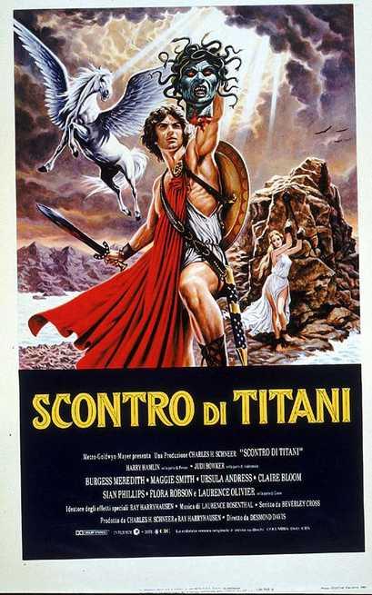 Risultati immagini per Scontro di Titani - 1981