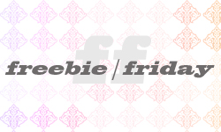 freebie|friday
