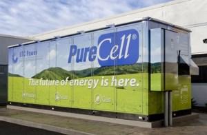PureCell Model 400 by UTC Power