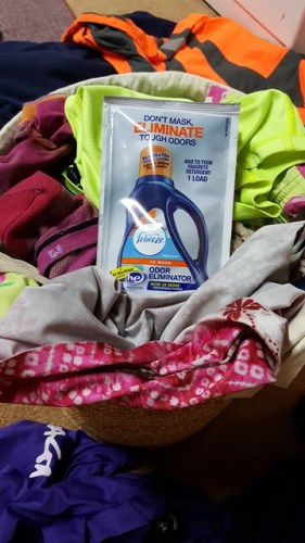 #BringTheStink with Febreze In-Wash Odor Eliminator