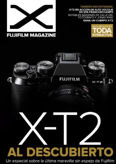 Fujifilm X Magazine, número 15.