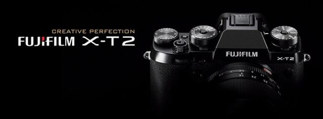 Presentación de la Fujifilm X-T2.