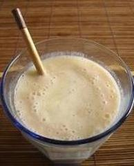 甘酒バナナドリンク