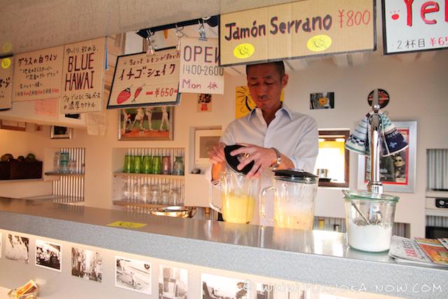 fruit and shake bar daimyo 027
