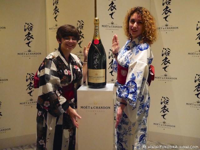 moet & chandon yukata party 2015 feat  001
