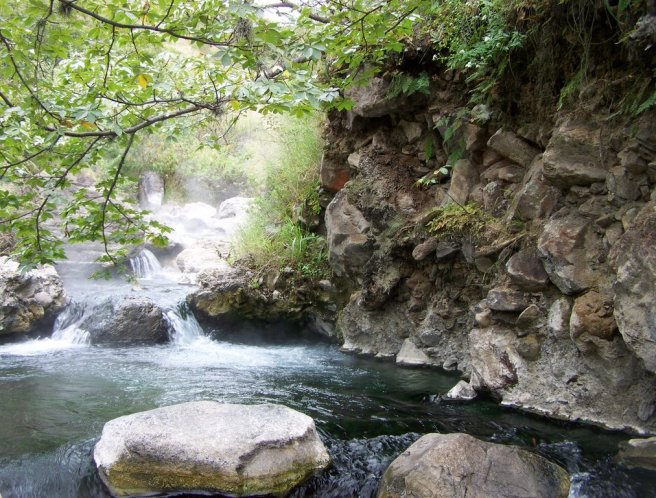 9. río caliente. panoramio.com