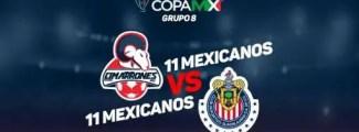 Guadalajara vs atlético Madrid