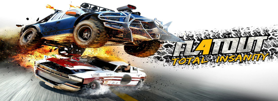 FlatOut 4: Total Insanity FULL PC GAME Download and Install