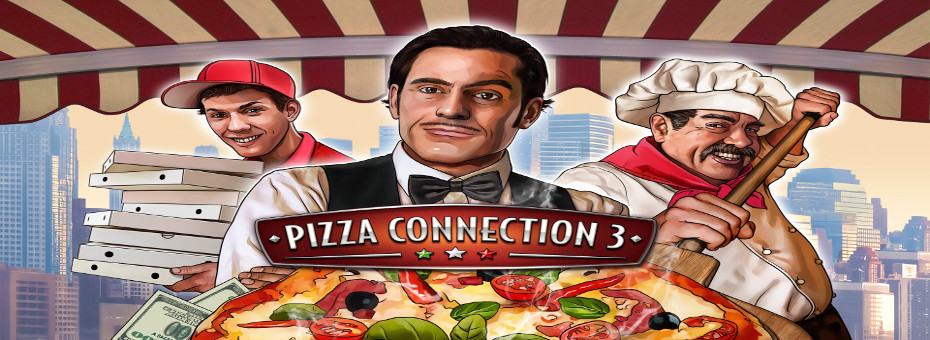 Pizza Connection 3 FULL PC GAME Download and Install
