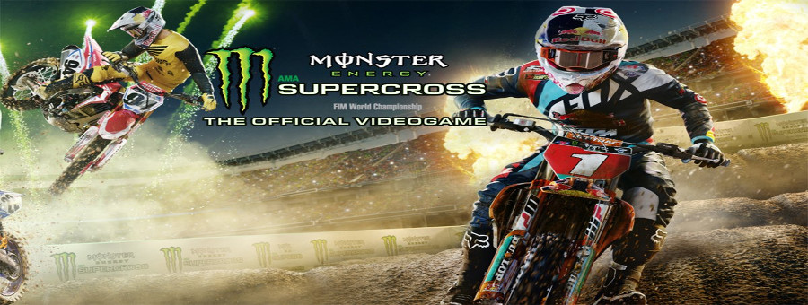 Monster Energy Supercross FULL PC GAME Download and Install