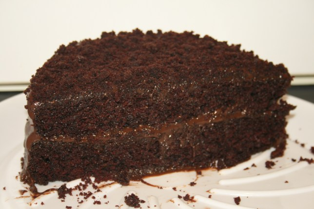 Brookly Blackout chocolate cake