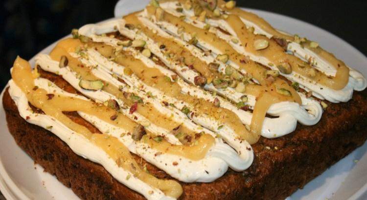 courgette-cake