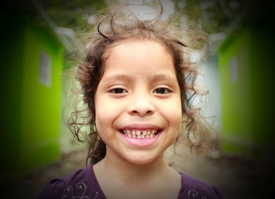 Act now to have your August donation doubled and help more children like Melissa