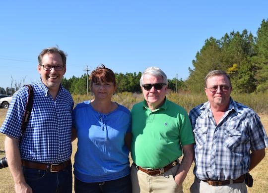 Americus-Sumter Covenant Partner dedicates the home of Kimberly Mullis