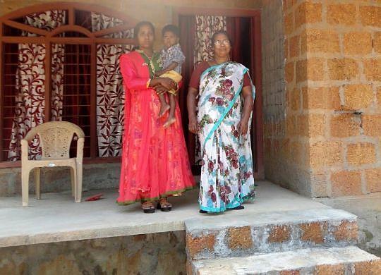 Indian Fuller Center dedicates 4th home in Kelakam, Kannur District; 38th overall