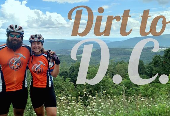 Bike Adventure unveils new ride: Weeklong Dirt to D.C. begins September 2017 in Pittsburgh