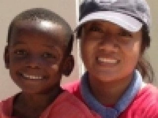 VOLUNTEER PROFILE: Boston lawyer Amara Neng falls in love with Haiti