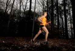 Tabb's Lindsey Blanks is the Daily Press All-star for cross country.