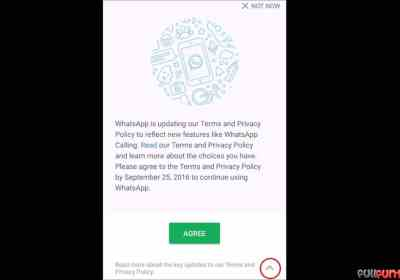 How to stop WhatsApp from sharing your data with Facebook