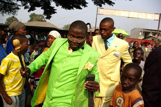 コンゴのオシャレ集団サプールの画像3