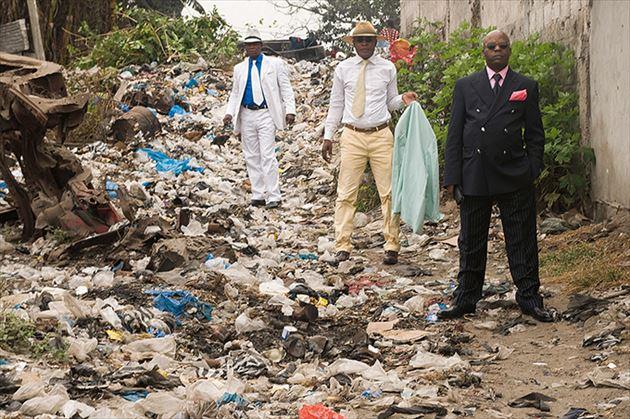 コンゴのオシャレ集団サプールの画像6