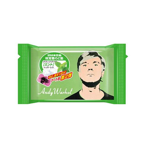 アンディーウォーホル×UHA味覚糖のど飴缶第2弾の画像3