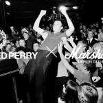 FRED PERRY×Marshallコラボイメージ画像