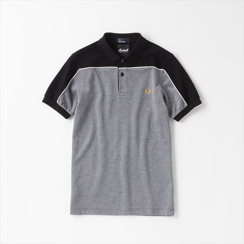 FRED PERRY×Marshallコラボポロシャツ2