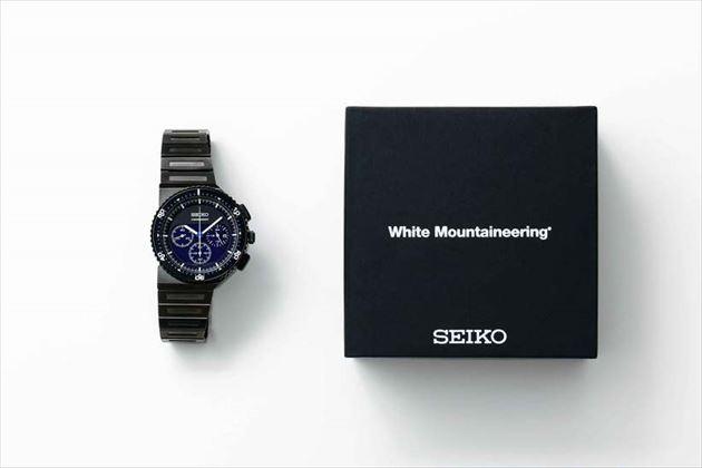 セイコー×ホワイトマウンテニアリング「ジウジアーロモデル」腕時計画像2