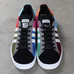 adidas Originals「CAMPUS 80s」 by JAM HOME MADE® × THE FOURNESSコラボスニーカー画像2