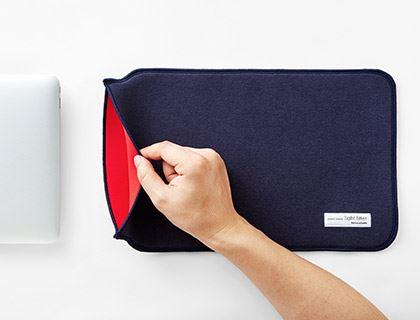 Perrocaliente MacBook用スリーブケースlight fitterの画像3