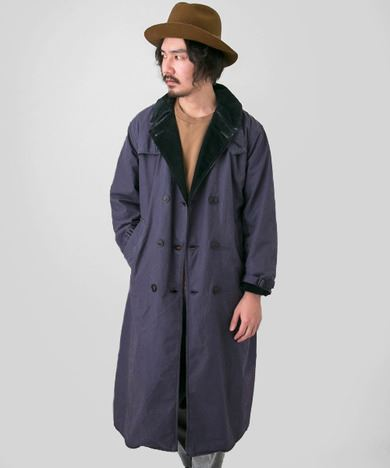 URBAN RESEARCH別注Barbour TRENCH COATの画像6